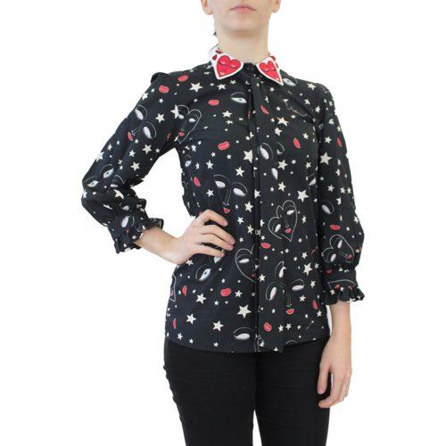 Abbigliamento VIVETTA - camicia manica 3:4 | OneMore colletto cuori (2)