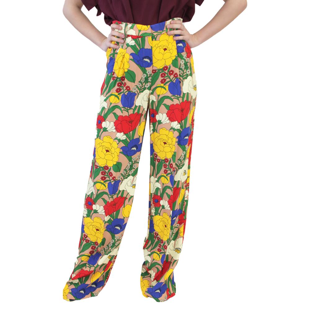 Abbigliamento VIVETTA - pantalone lungo | OneMore giallo (1)