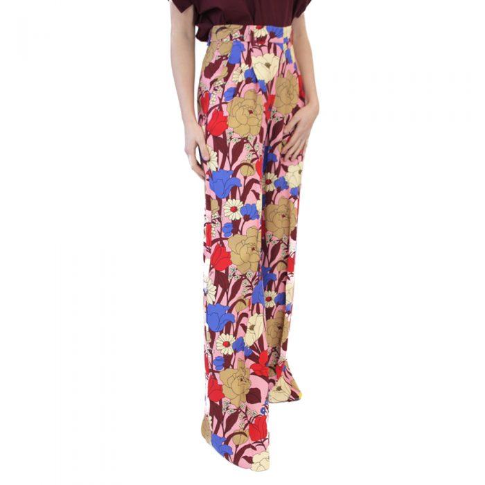 Abbigliamento VIVETTA - pantalone lungo | OneMore rosso (2)