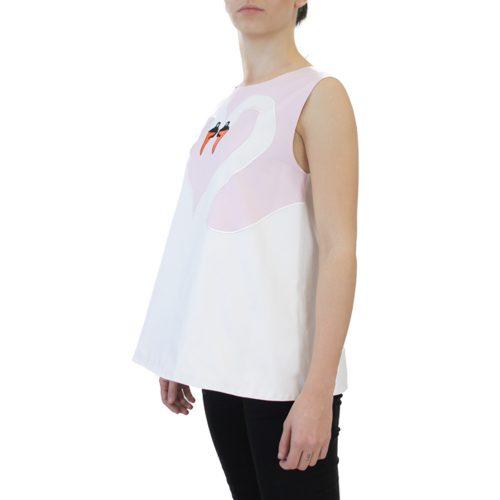 Abbigliamento VIVETTA - top smanicato | OneMore cigno (2)