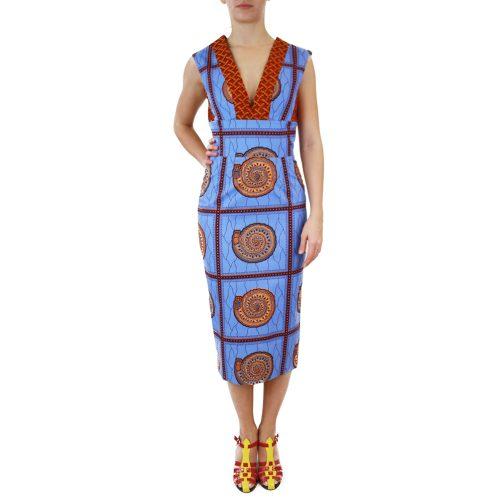 Abbigliamento STELLA JEAN - abito a tubo | OneMore azzurro (1)