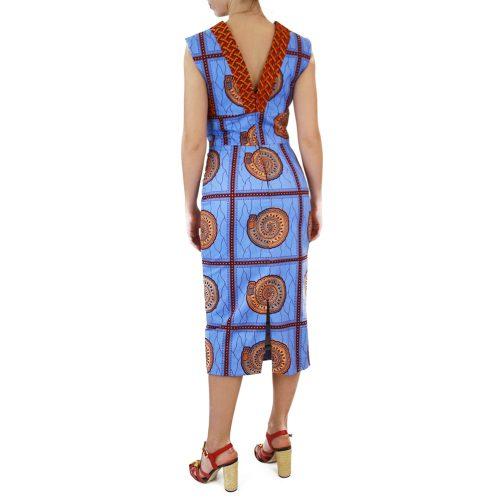 Abbigliamento STELLA JEAN - abito a tubo | OneMore azzurro (2)