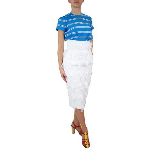 Abbigliamento STELLA JEAN - gonna ad anfora | OneMore bianco
