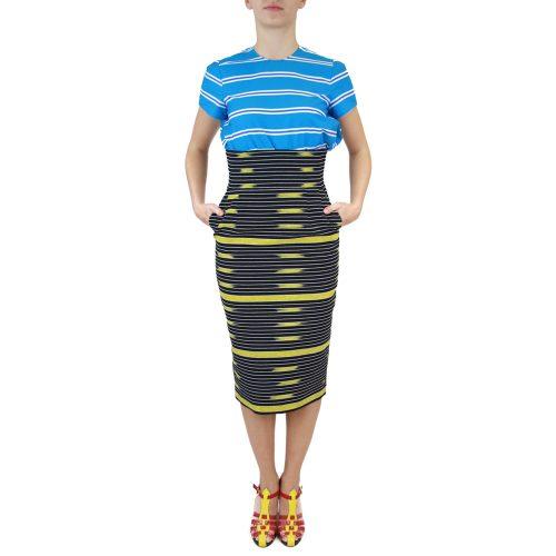 Abbigliamento STELLA JEAN - gonna ad anfora | OneMore nero (1)