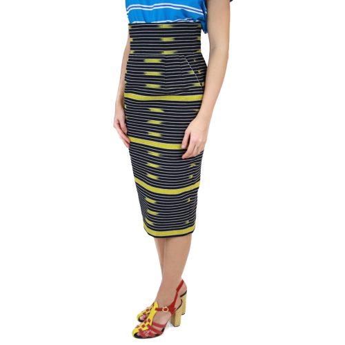 Abbigliamento STELLA JEAN - gonna ad anfora | OneMore nero (2)