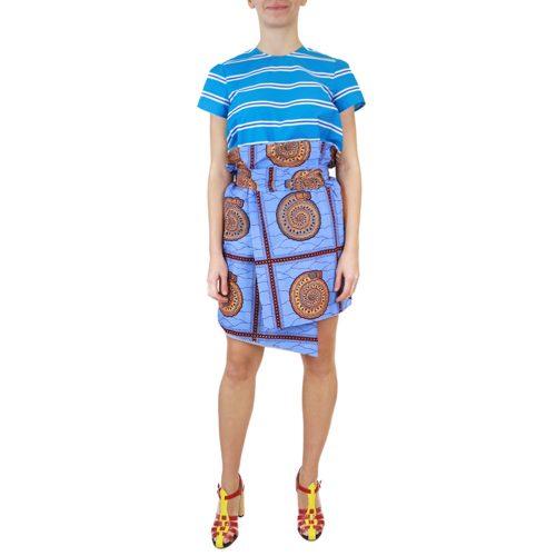 Abbigliamento STELLA JEAN - gonna corta | OneMore azzurro (2)