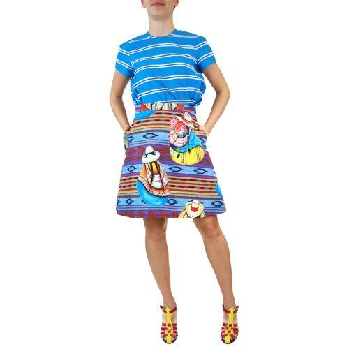Abbigliamento STELLA JEAN - gonna corta| OneMore trapezio perù (1)