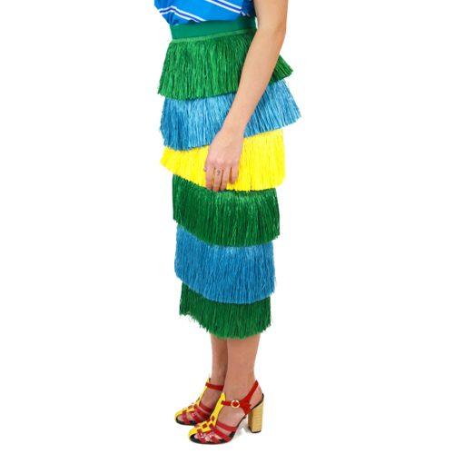 Abbigliamento STELLA JEAN - gonna frange | OneMore (2)