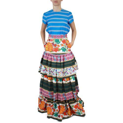 Abbigliamento STELLA JEAN - gonna lunga a balze   OneMore (1)