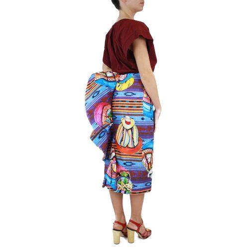 Abbigliamento STELLA JEAN - gonna tubo | OneMore azzurro (2)