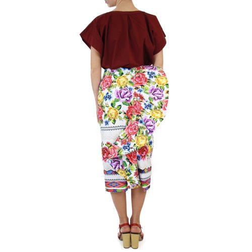Abbigliamento STELLA JEAN - gonna tubo | OneMore bianco (2)