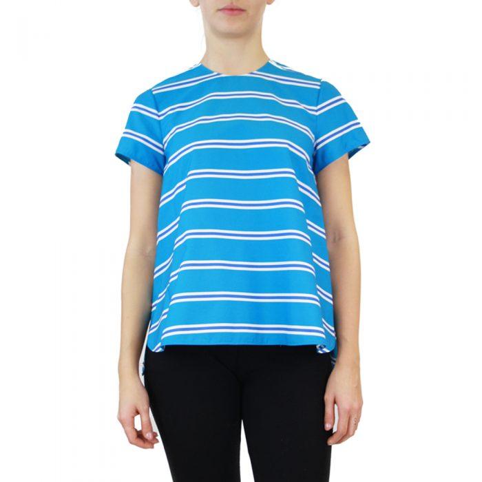 Abbigliamento STELLA JEAN - maglia girocollo | OneMore azzurro (1)