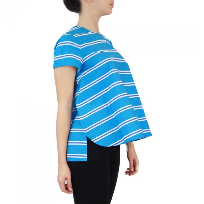 Abbigliamento STELLA JEAN - maglia girocollo | OneMore azzurro (2)