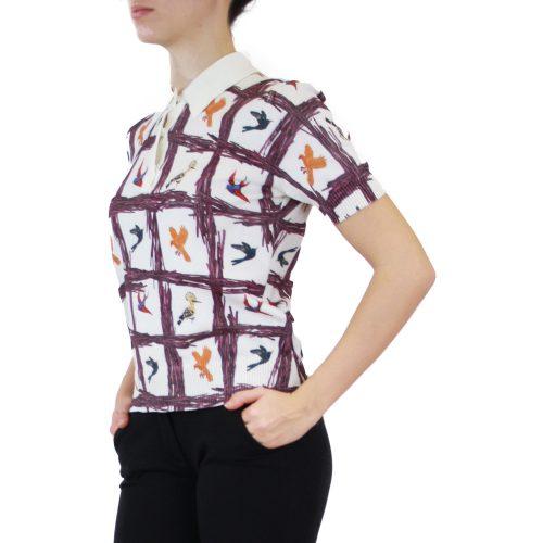 Abbigliamento STELLA JEAN - maglia polo | OneMore rondine (2)