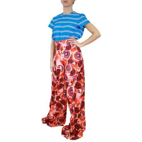Abbigliamento STELLA JEAN - pantalone a palazzo | OneMore arancione (2)