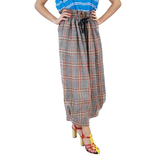 Abbigliamento STELLA JEAN - pantalone alla zuava | OneMore grigio (2)