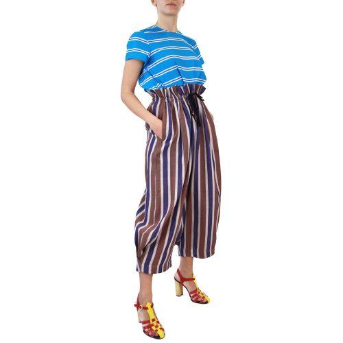 Abbigliamento STELLA JEAN - pantalone alla zuava | OneMore viola (2)