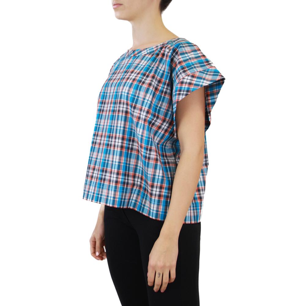 Abbigliamento STELLA JEAN - top girocollo | OneMore blu (2)