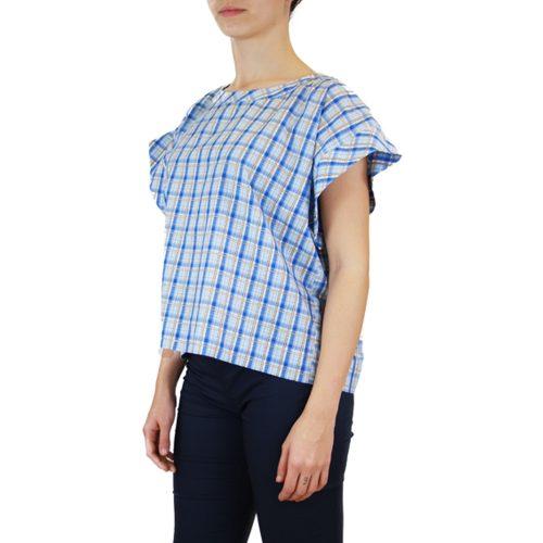 Abbigliamento STELLA JEAN - top manica corta | OneMore azzurro (2)