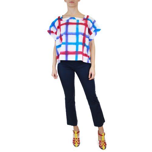 Abbigliamento STELLA JEAN - top manica corta | OneMore bianco (1)