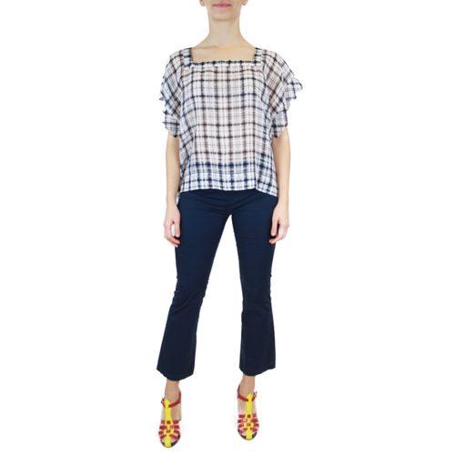 Abbigliamento STELLA JEAN - top manica corta | OneMore nero (1)