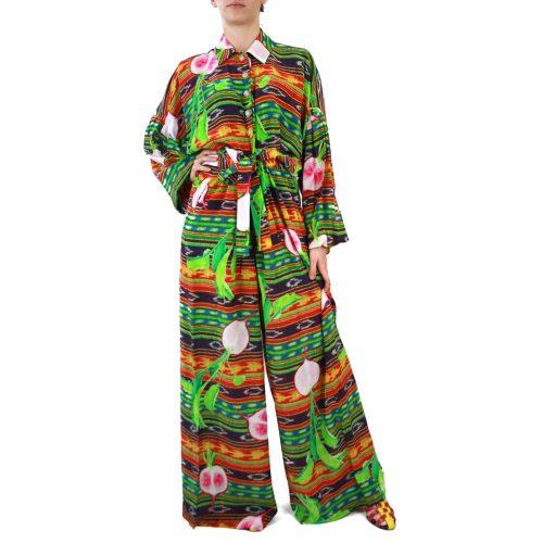 Abbigliamento STELLA JEAN - tuta | OneMore verde (1)