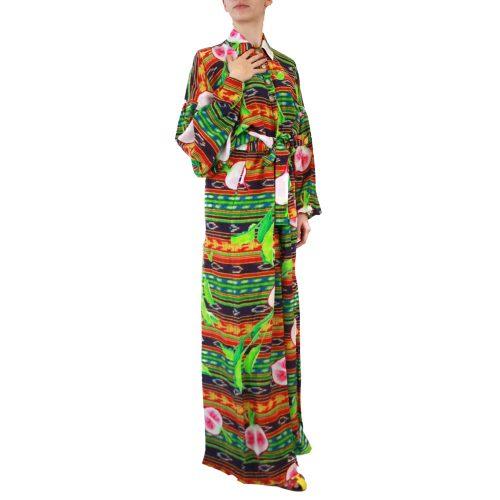 Abbigliamento STELLA JEAN - tuta | OneMore verde (2)