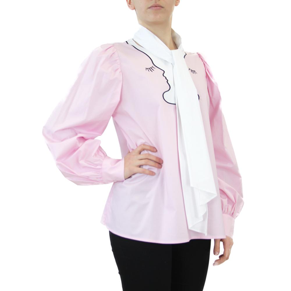 Abbigliamento VIVETTA - camicia dettaglio nastro | OneMore (2)