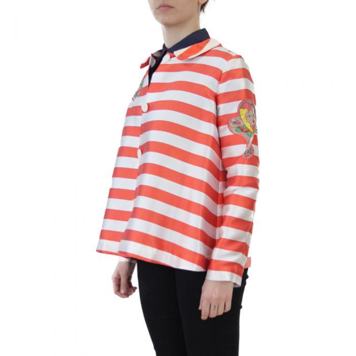 Abbigliamento VIVETTA - giacca a righe   OneMore (2)