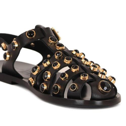 sandalo nero coliac