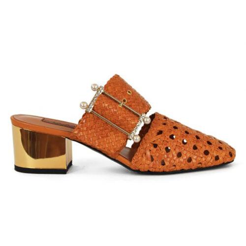 sandalo intrecciato juno coliac