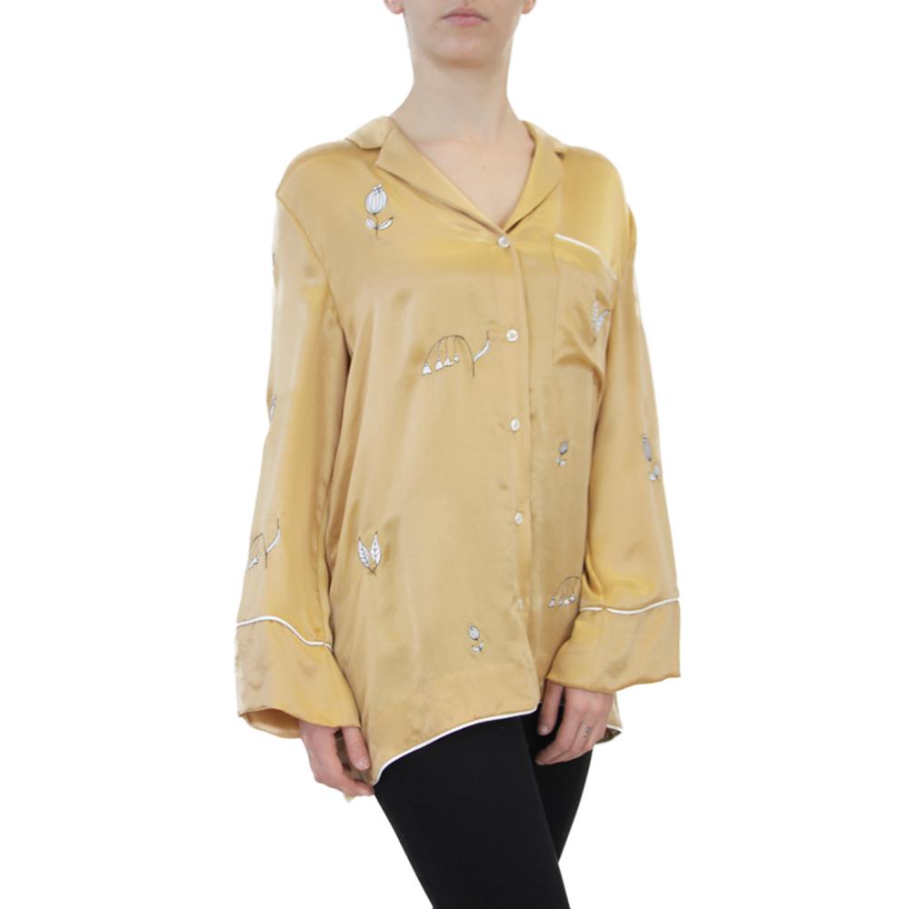 Abbigliamento COLIAC - camicia | OneMore oro (2)