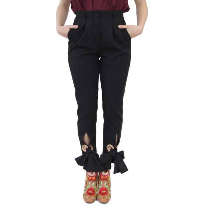 Abbigliamento COLIAC - pantalone con fiocco   OneMore (1)